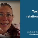 Toxic relationships and productivity